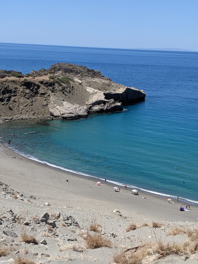 agios pavlos, best beaches on crete, beaches to visit on crete, crete beaches, greece beaches